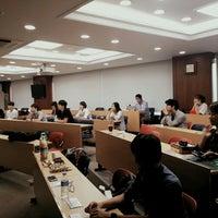 Photo taken at KAIST GSCT 백남준홀 by bins on 8/26/2015