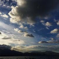 Photo taken at Beach View, Camayan Beach Resort by Gail L. on 2/25/2016
