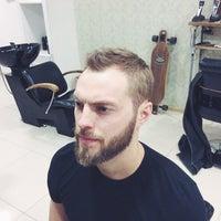 3/2/2015 tarihinde вадим а.ziyaretçi tarafından Goodson barbershop'de çekilen fotoğraf