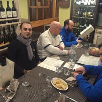 Photo taken at Al Vecchio Braciere by Riccardo C. on 2/18/2016