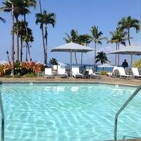 Photo taken at Wailea Beach Marriott Resort & Spa by Edward P. on 1/26/2013
