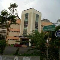 Photo taken at Institut Teknologi Sepuluh Nopember (ITS) by Devia on 11/25/2012