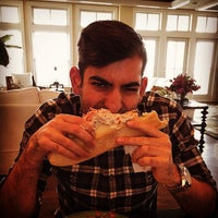 Photo taken at Dino's Subs and Pizza Shop by Matt M. on 1/4/2015