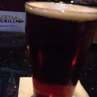Photo taken at Backyard Grill & Bar by NTL N. on 11/6/2014