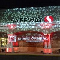 Photo taken at Safeway by DJ Wolf on 3/15/2013
