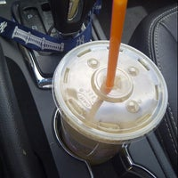 Photo taken at Dunkin' Donuts by DJ Wolf on 4/28/2013