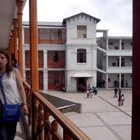Photo taken at Liceo De Aplicación A-9 by Carol Á. on 11/17/2013