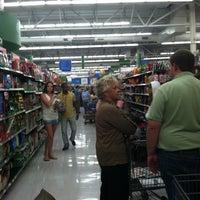 Photo taken at Walmart Supercenter by Blair M. on 11/23/2012