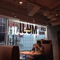 12/14/2013にhyewon s.がCafé & Meal MUJIで撮った写真