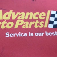 Photo taken at Advance Auto Parts by richie d. on 9/3/2013
