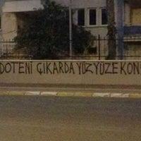 Photo taken at Karaköprü belediyesi Kültür ve sosyal işler Müdürlüğü by Mehmet Süleyman Y. on 9/22/2016