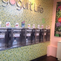 Photo taken at Yogurt Life by Sam S. on 11/25/2013