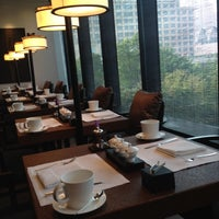 Photo taken at Jing'An Restaurant by Rice R. on 9/18/2012