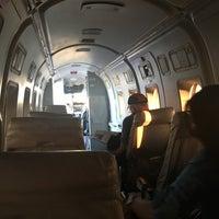 Photo taken at Gate 9 by Nancy J. on 11/9/2017