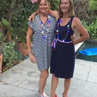 Photo taken at Poolside at The Pollard House by Nancy J. on 7/5/2017
