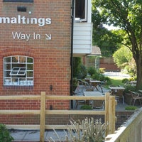 Photo taken at Farnham Maltings by Chris O. on 6/8/2015
