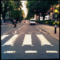 Photo taken at Abbey Road Crossing by Michael C. on 6/2/2013