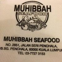 Photo taken at Restoran Muhibbah Seafood by Nita S. on 5/23/2013