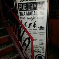 1/24/2016にArmani O.がPub Crawl SP - Circuito Vila Madalenaで撮った写真