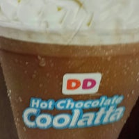 Photo taken at Dunkin' Donuts by Renato M. on 6/25/2013
