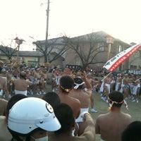 Photo taken at 国府宮神社 (尾張大國霊神社) by Masanori I. on 2/22/2013
