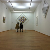 Photo taken at Gemeentemuseum Den Haag by Noesjka v. on 3/3/2013