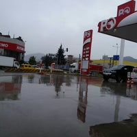 Photo taken at Çoban Petrol by Fatih K. on 12/29/2017