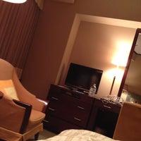 Photo taken at Okura Act City Hotel Hamamatsu by Junior B. on 12/8/2012