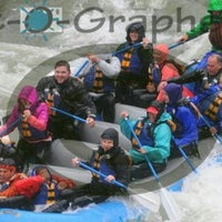 Photo taken at Dave Hansen Whitewater & Scenic River Trips by Steve S. on 8/22/2014
