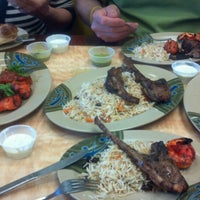 Photo taken at Afghan Kabob & Grill by Steve S. on 5/1/2013