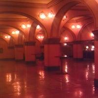 Снимок сделан в Auditorium Theatre пользователем Carl W. 11/22/2012