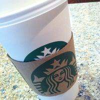 Foto diambil di Starbucks oleh Nikki V. pada 10/26/2012