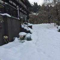 Photo taken at 楽月庵 by Yuji N. on 1/19/2017