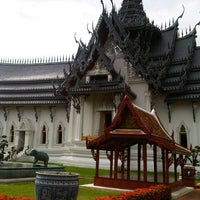 Photo taken at Ancient Siam by notto 2. on 9/22/2012
