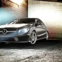 Photo Taken At Mercedes Benz Of Fairfield (Service Department) By Mercedes  Benz