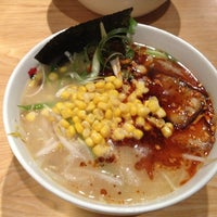 Photo taken at Totto Ramen by Connie L. on 12/3/2012