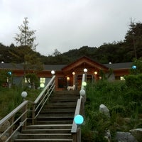 Photo taken at 가마골 by Kim J. on 9/16/2012
