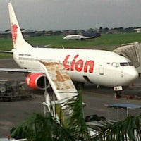 Photo taken at bandara soekarno hatta terminal 3 by Dien Fredly A. on 1/25/2013