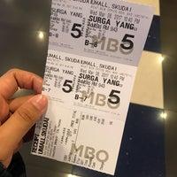 Photo taken at MBO Cinemas by Syira B. on 3/8/2017