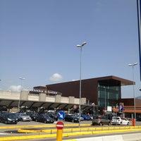 """Photo taken at Aeroporto di Firenze """"Amerigo Vespucci"""" (FLR) by nelli on 5/3/2013"""