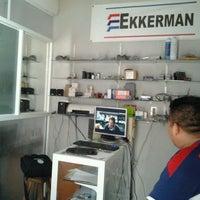 Photo taken at Servicios Ekkerman by Jonatan D. on 4/15/2013