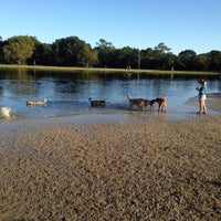 Photo taken at James Island County Park Dog Park by mike e. on 10/15/2015