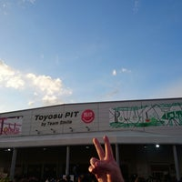 Снимок сделан в Toyosu PIT by Team Smile пользователем ののたんぽぽのお 2/12/2018