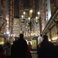 12/9/2012にCezar P.がBazylika Mariackaで撮った写真