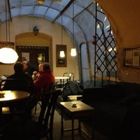 Photo taken at Cafe Magia by Cezar P. on 12/9/2012