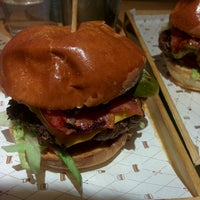 Photo taken at Burger Van Bistro by Worker M. on 9/20/2016