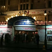 Photo taken at Duchess Theatre by Ryan on 12/31/2015