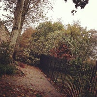 Photo taken at Maria Hernandez Park by Ryan J. D. on 10/30/2012
