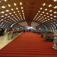 Photo taken at Terminal 2E by Nico P. on 6/4/2013
