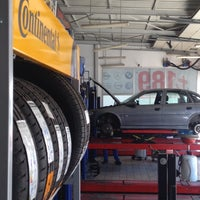 Photo taken at Speedy auto service and Whas+wax by Selim S. on 9/25/2013
